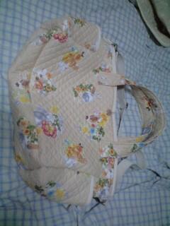 自分のバッグ